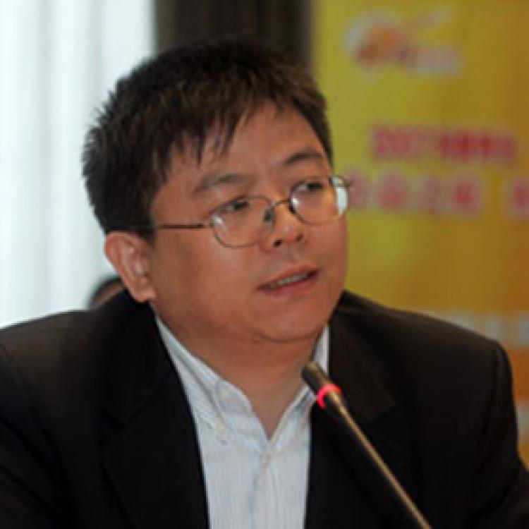 Beijing journalist Ling Cangzhou (courtesy of Ling Cangzhou)