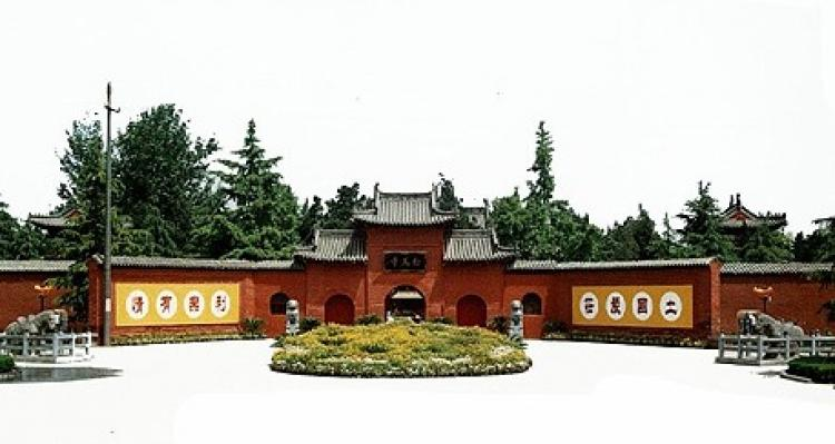 White Horse Temple, the oldest temple in China, was established by Emperor Ming during the Eastern Han Dynasty. (web photo)