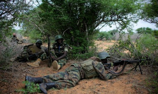 Kenya Says Five Police Officers Killed in Explosive Device Attack