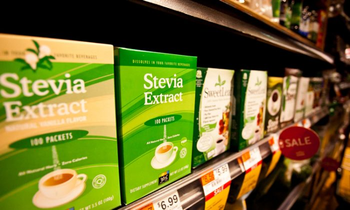Stevia sweetners offer a nutritious alternative to sugar and high-fructose corn syrup. (Amal Chen/The Epoch Times).