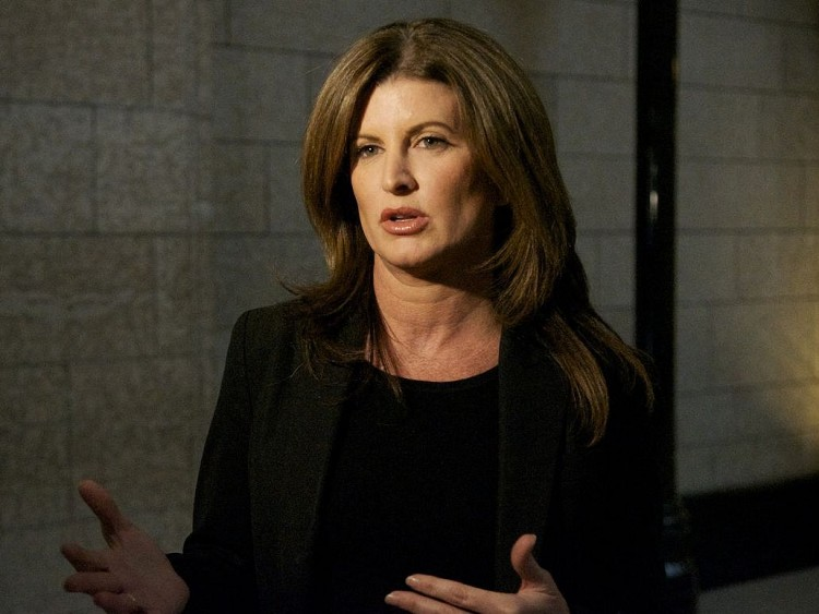 Public Works Minister Rona Ambrose said the government has not withdrawn any funding from the Royal Alberta Museum. (Matthew Little/The Epoch Times)