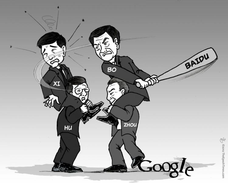 Baidu VS Google