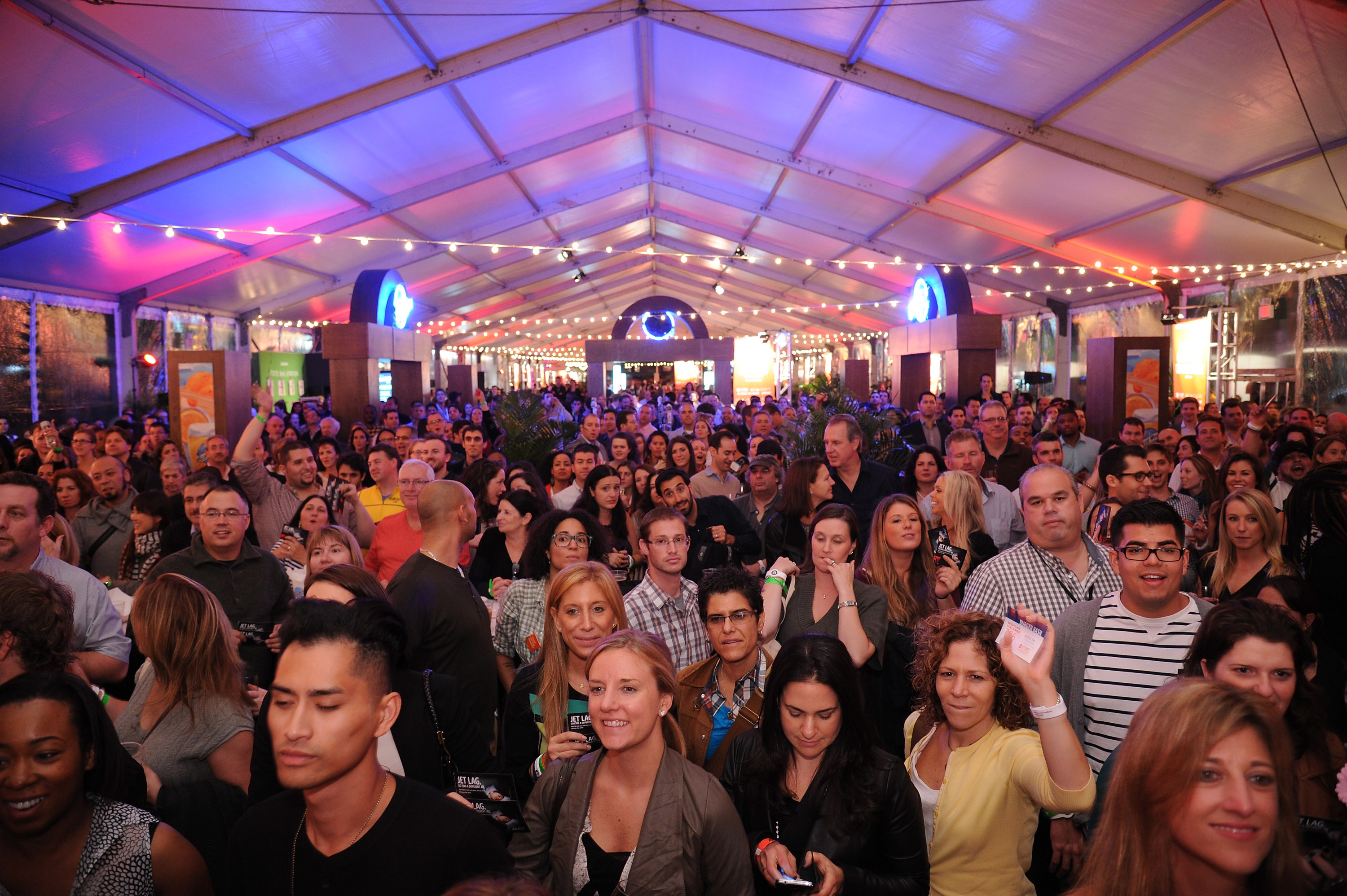 Past New York City Wine and Food Festival. (Courtesy of NYCWFF)