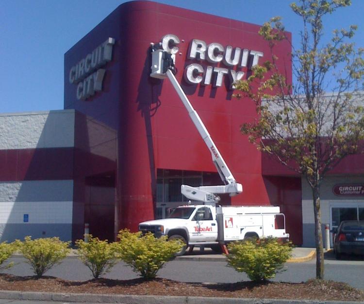 circuit city bankruptcy