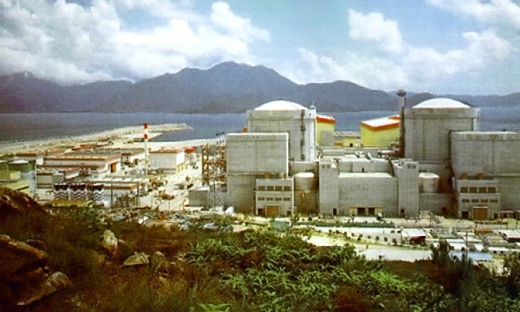 Daya Bay Nuclear Power Plant. ( Wikimedia Commons)