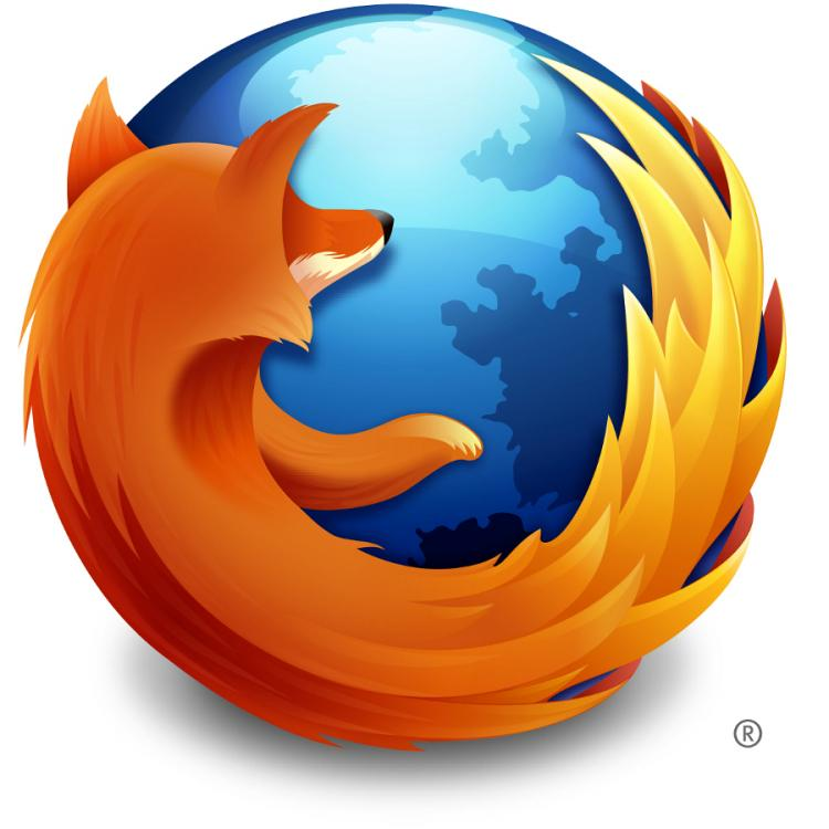 FREE AND OPEN: The logo of Firefox, an open source Web browser from Mozilla.  (Courtesy of Mozilla)