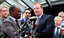 NFL Chief Roger Goodell's Wife Used Secret Twitter Account to Defend Him: Report
