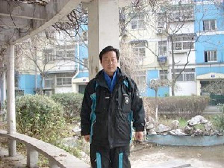Guo Quan at Nanjing Teachers University.  (Screenshot)