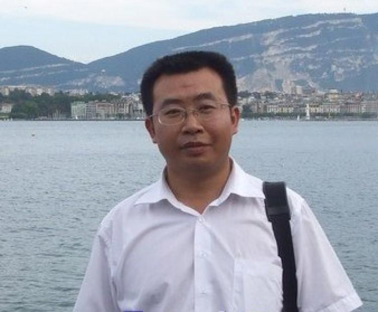 Beijing human rights lawyer Jiang Tianyong. (Epoch Times)