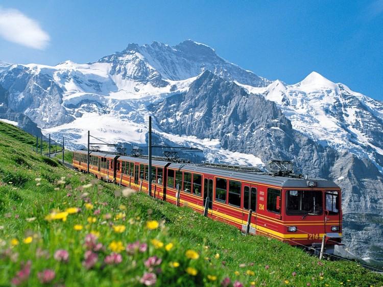 Швейцария экскурсии