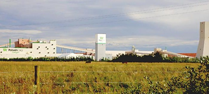 Potash Corp.'s operations in Lanigan, Saskatchewan. The Conservative government has expressed an interest in reviewing the Investment Canada Act after Industry Minister Tony Clement rejected BHP Billiton's $39 billion hostile takeover bid for Potash. (Potash Corporation of Saskatchewan)