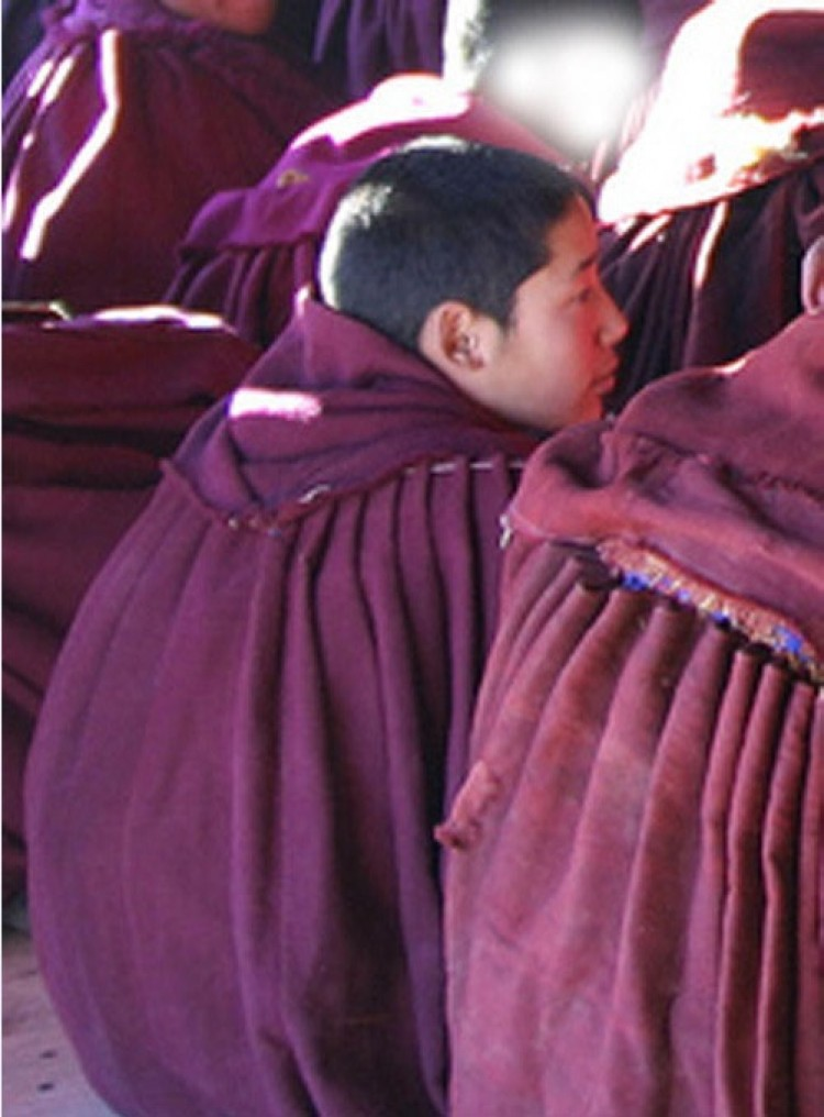 Two young monks, Lobsang Kalsang (pictured) and Lobsang Konchok aged between 18-19 years old, both from Kirti monastery, Ngaba County, eastern Tibet self-immolated on Sept. 26. (From freetibet.org)