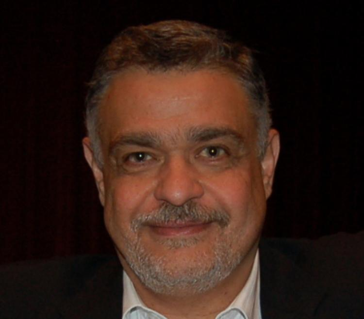 Mr. Hesham, founder of a company that specializes in environmental consulting and software development, attended Shen Yun Performing Arts in Vancouver. (The Epoch Times)