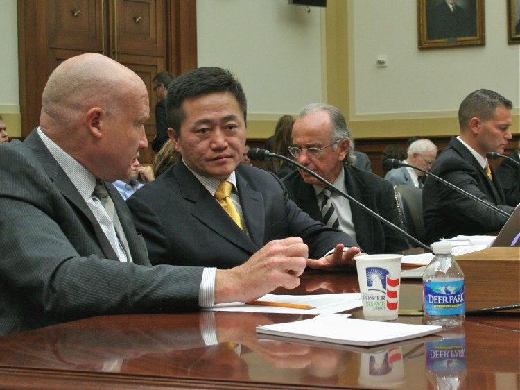 Witnesses testify at congressional hearing Sep. 12