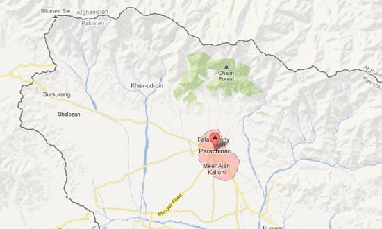 Suspected US Drone Strike Kills Five on Pakistan-Afghanistan Frontier