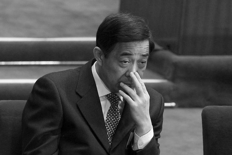 Bo Xilai, NPC March 2012