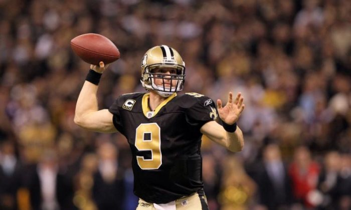 Drew Brees Blames TNF For Saints' Injuries