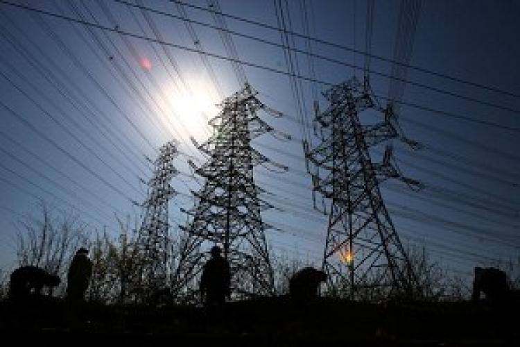 China Confirms Losses in Electrical Power Industry.  (China Photos/Getty Images)