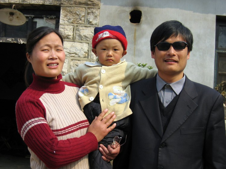 Chen Guangcheng (The Epoch Times)