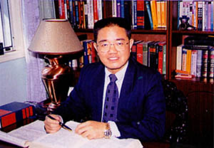 Guo Guoting, renowned Chinese human rights lawyer. (The Epoch Times)