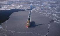 China's Arctic Road Initiative