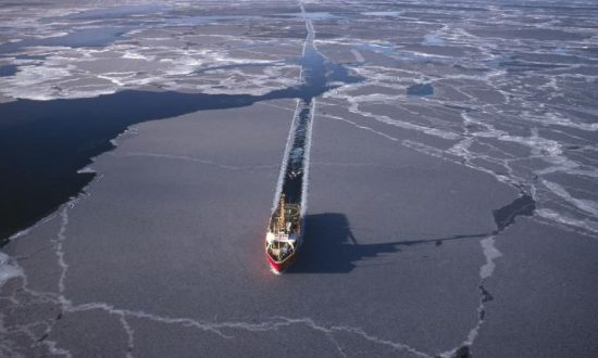 China's Arctic Road Initiative
