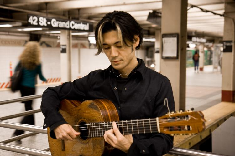 Guitar Lessons in New York NY with shogo kubo  Official
