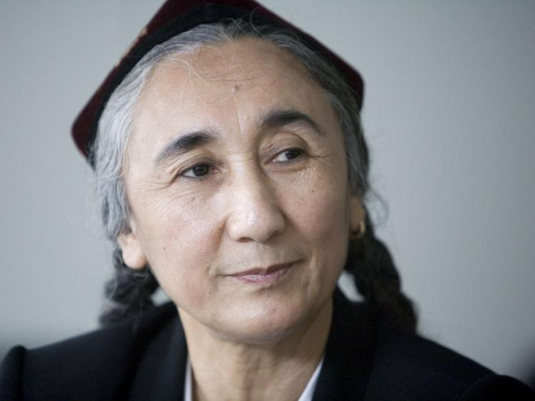 Rebiya Kadeer was once China's wealthiest woman. Now she champions the plight of her people, the Uighurs, worldwide.  (Matthias Kehrein/The Epoch Times)