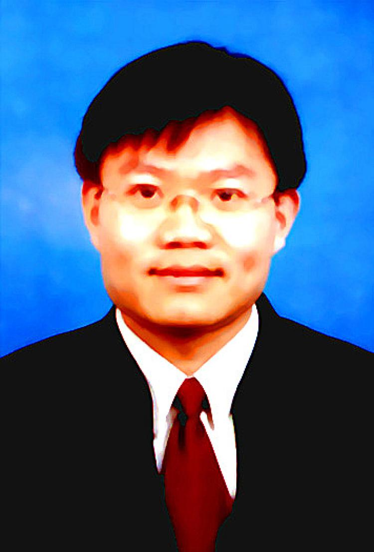 Human rights lawyer Wang Yonghang was arrested in China on July 4. (The Epoch Times)