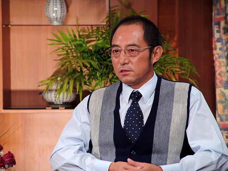 Chinese legal expert Yuan Hongbing (Chen Ming/The Epoch Times)