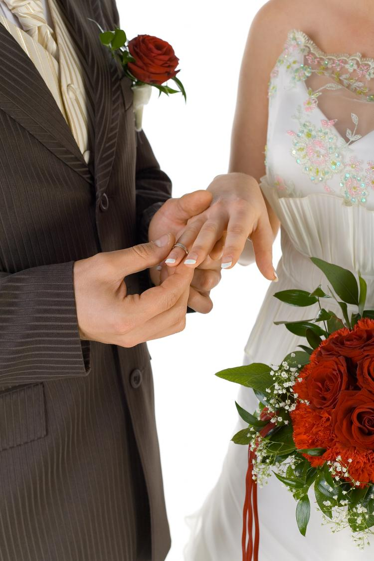 The vast majority of marriage fraud cases involve a Canadian sponsoring a spouse from a foreign country. Some ditch their newly-betrothed at the airport right after they arrive or after receiving permanent residency.  (Photos.com)