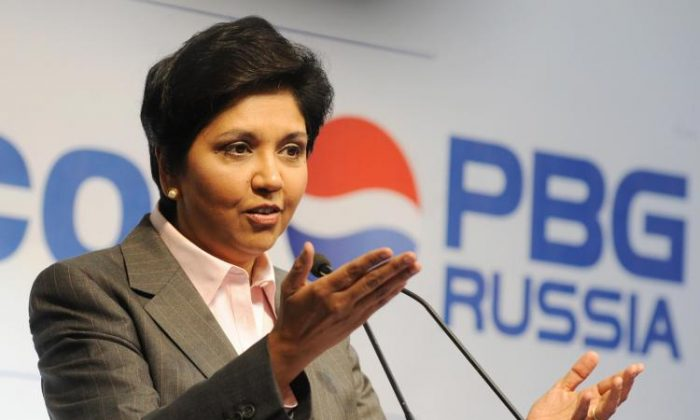 Indian American as new CEO of PepsiCo