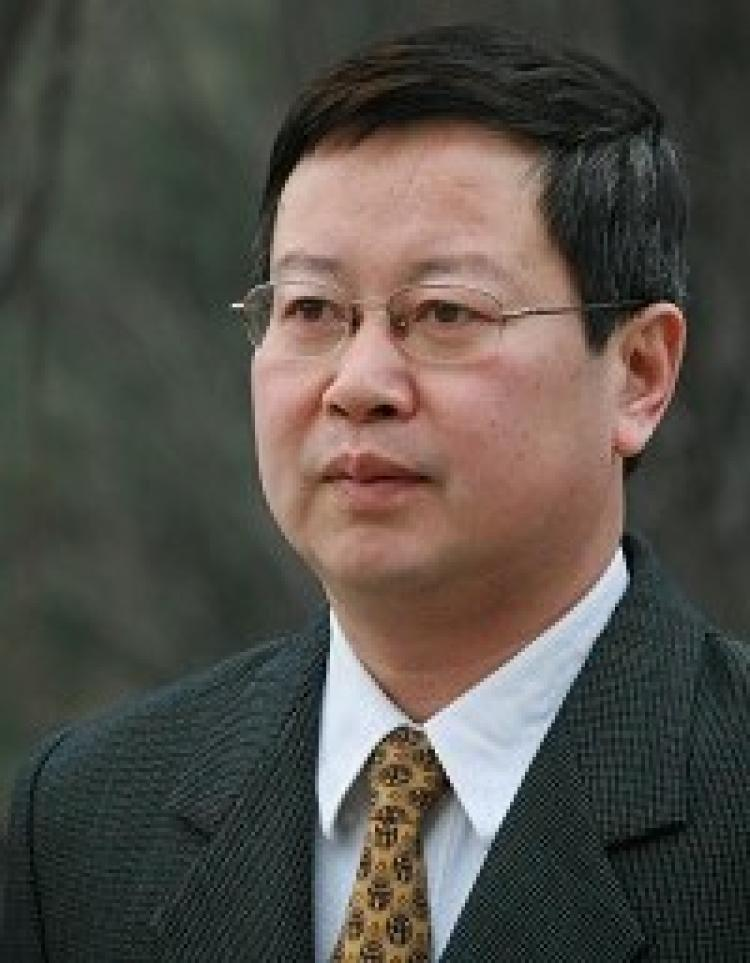 Xia Yeliang, Peking University Economics Professor (Obtained from Professor Xia's blog)