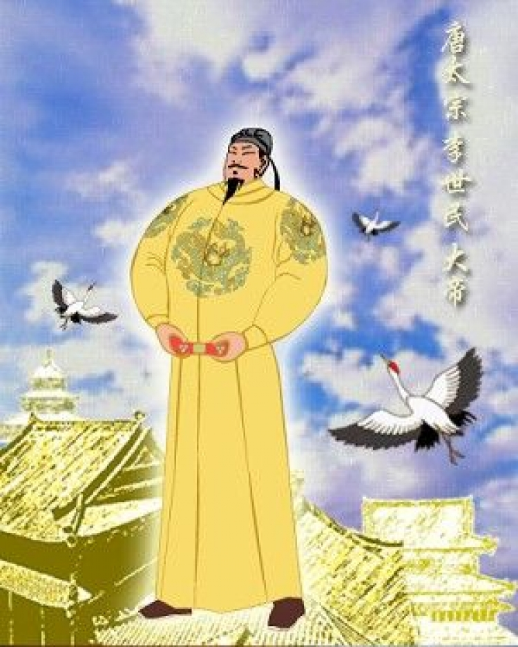 Tang Taizong, the second emperor of the Tang Dynasty. (The Epoch Times)