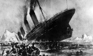 Titanic's Wreckage Found During Top-Secret Mission