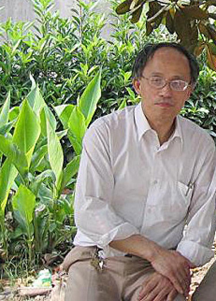 Respected human rights defender Li Guotao from Shanghai