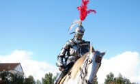 Modern Knights Revive Chivalry as Cultural Reform