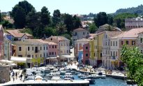 Lošinj, Croatia: Island of Vitality