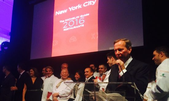2016 NYC Michelin Guide: The Modern Earns 2 Stars