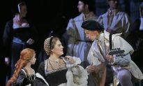 Radvanovsky Takes the Throne in 'Roberto Devereux'