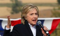 Clinton Pushes Back Against GOP on Veterans' Health Issues