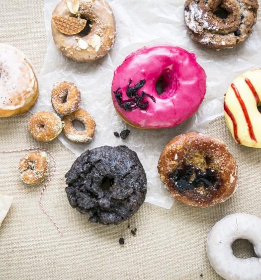 An assortment of donuts. (Samira Bouaou/Epoch Times)