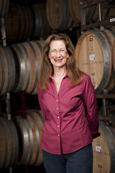 Award-winning winemaker Merry Edwards. (Courtesy of Merry Edwards)