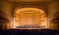 Standing Ovations, Encores for Shen Yun Symphony Orchestra at Carnegie Hall