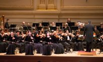 Shen Yun Symphony Orchestra Leaves Carnegie Hall Inspired