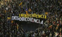 Protests Over Spanish Court Probe of Catalan Secession Poll