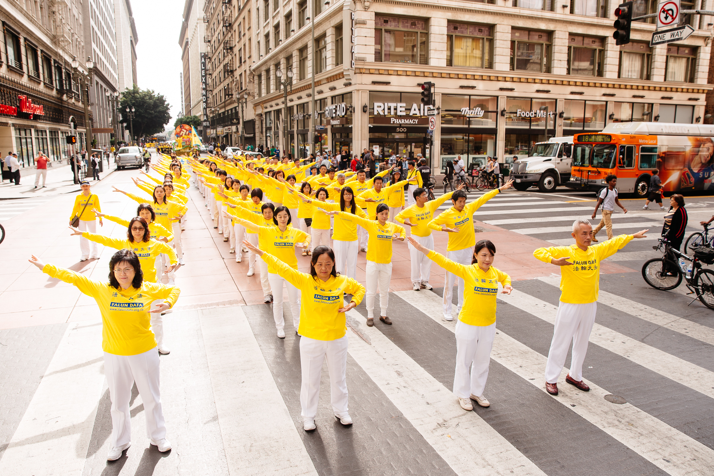 falun gong and the callous act in china Falun gong deaths in custody continue to rise as of the authorities' callous disregard for the lives of foreign-based falun gong practitioner was.