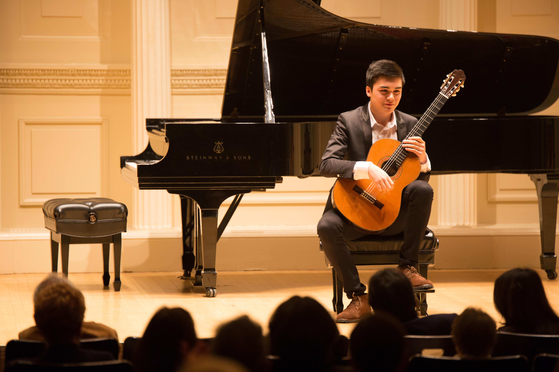 New York Concerti Sinfonietta Spotlights Special Guests