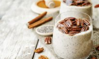 Creamy Power Pudding With Omega-3s