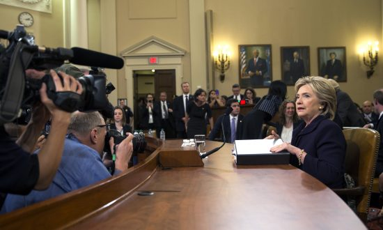 Facing GOP Queries, Clinton Seeks to Close Book on Benghazi